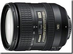 AF-S DX Nikkor 16/85mm f/3.5-5.6G IF-ED
